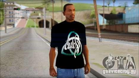Dub Fx Fan T-Shirt v2 для GTA San Andreas