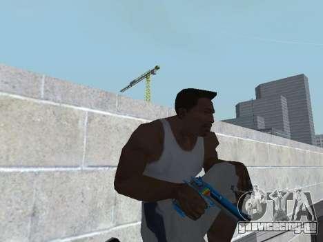D.Eagle Rainbow Dash для GTA San Andreas