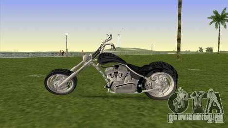 Hell-Fire v2.0 для GTA Vice City вид сзади слева