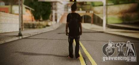 Smoking Super Choronic для GTA San Andreas второй скриншот