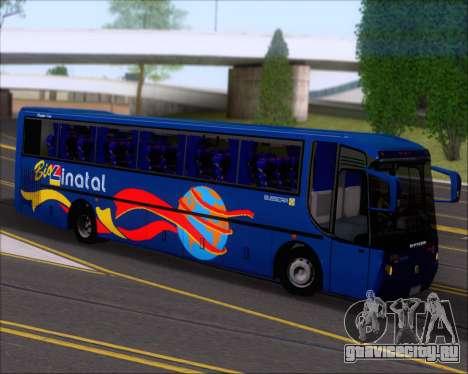 Busscar El Buss 340 Bio Linatal для GTA San Andreas двигатель
