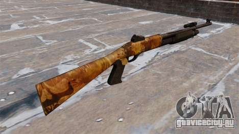 Ружьё Benelli M3 Super 90 elite для GTA 4 второй скриншот