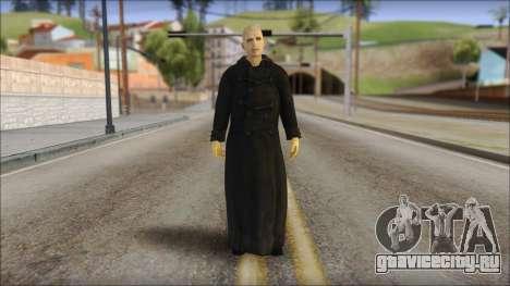 Lord Voldemort для GTA San Andreas