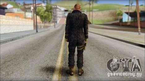 Jake Muller from Resident Evil 6 v1 для GTA San Andreas второй скриншот