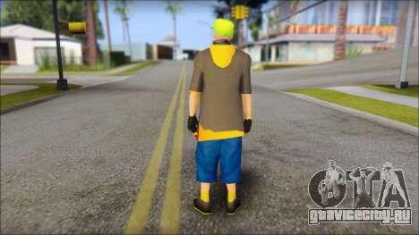 Urban DJ v3 для GTA San Andreas второй скриншот