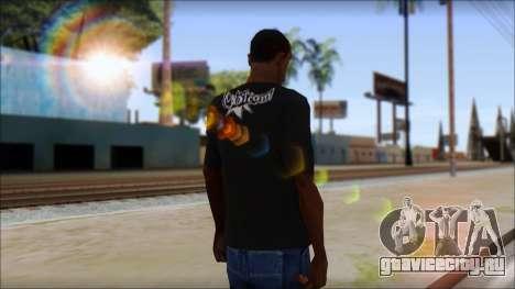 Volcom T-Shirt для GTA San Andreas второй скриншот