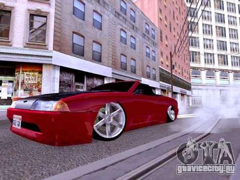 Elegy Cabrio HD для GTA San Andreas
