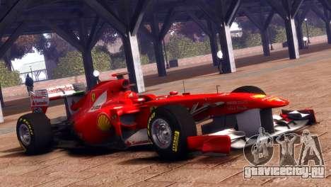 Ferrari 150 Italia для GTA 4