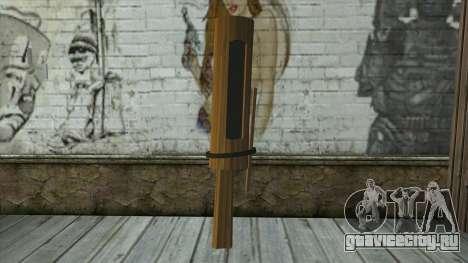 Senjata Kentongan Sahur для GTA San Andreas