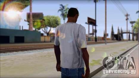Decepticon T-Shirt для GTA San Andreas второй скриншот