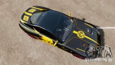 Ferrari 599 GTO PJ3 для GTA 4 вид справа