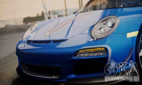 Porsche 911 GT3 RS4.0 2011 для GTA San Andreas колёса