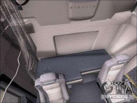 Iveco Stralis HiWay 560 E6 8x4 для GTA San Andreas
