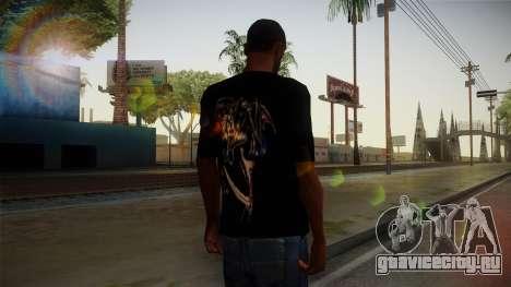 Avenged Sevenfold Reaper Reach T-Shirt для GTA San Andreas второй скриншот