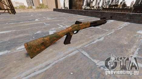 Ружьё Benelli M3 Super 90 jungle для GTA 4 второй скриншот