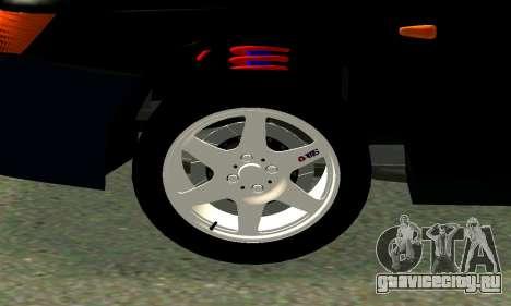 ВАЗ 21123 Turbo для GTA San Andreas вид справа