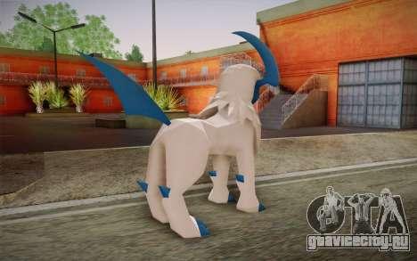 Absol для GTA San Andreas второй скриншот