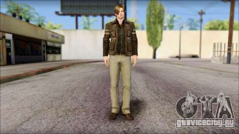 Leon Kennedy from Resident Evil 6 v1 для GTA San Andreas