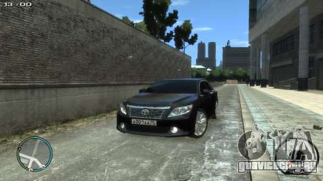 Toyota Camry 2013 для GTA 4