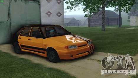ВАЗ 2114 Корч для GTA San Andreas