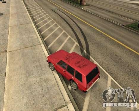 Тормоз для GTA San Andreas второй скриншот