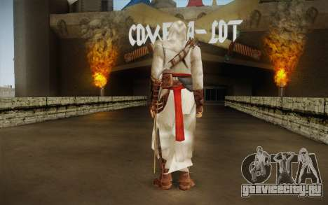 Altair from Assassins Creed для GTA San Andreas второй скриншот