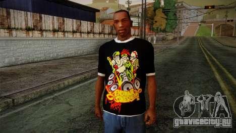 Endank Soekamti T-Shirt для GTA San Andreas