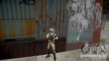 Блэкберн для GTA 4 второй скриншот