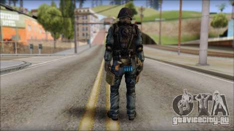 Tactical GIGN from Soldier Front 2 для GTA San Andreas второй скриншот