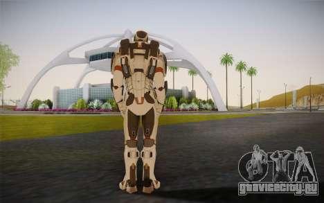Iron Man Gemini Armor для GTA San Andreas второй скриншот