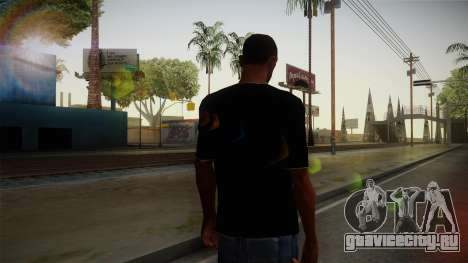Melbourne Shuffle T-Shirt для GTA San Andreas второй скриншот