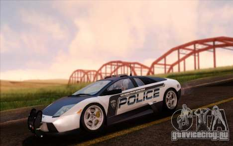 SA Ultimate Graphic Overhaul 1.0 Fix для GTA San Andreas пятый скриншот