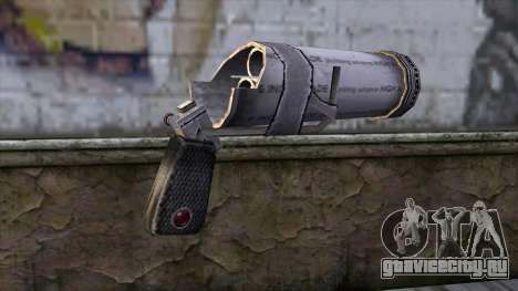 Bottle Gun from Bully Scholarship Edition для GTA San Andreas второй скриншот