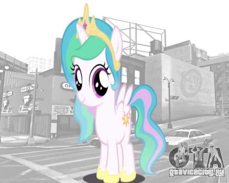 Загрузочные экраны My Little Pony для GTA 4 пятый скриншот