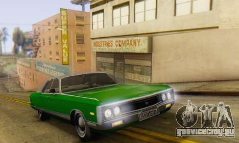 Chrysler New Yorker 1971 для GTA San Andreas