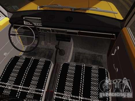 ВАЗ 2101 Пикап для GTA San Andreas вид сбоку