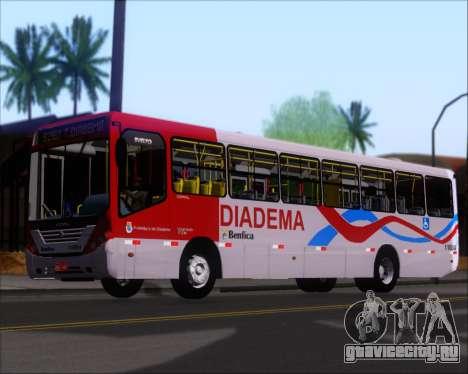 Comil Svelto 2008 Volksbus 17-2 Benfica Diadema для GTA San Andreas салон