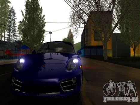 ENB by Makar_SmW86 v5.5 для GTA San Andreas третий скриншот