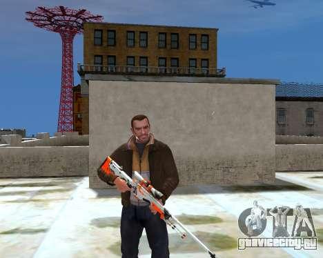 AWP для GTA 4 второй скриншот