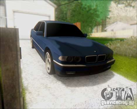 BMW 7 E38 для GTA San Andreas