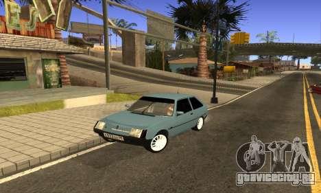 ЗАЗ Таврия для GTA San Andreas