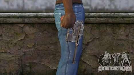 Mauser C-96 для GTA San Andreas третий скриншот
