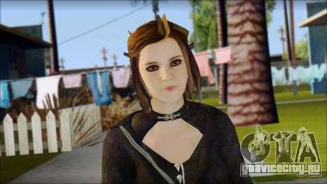 Hermione Grange для GTA San Andreas третий скриншот