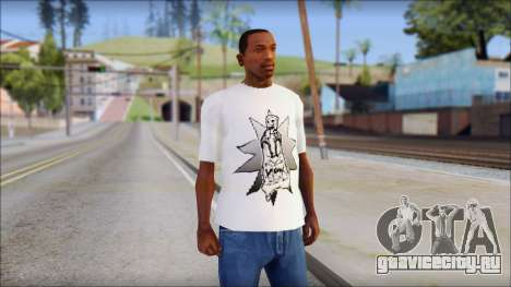 Spray Can Comic T-Shirt для GTA San Andreas