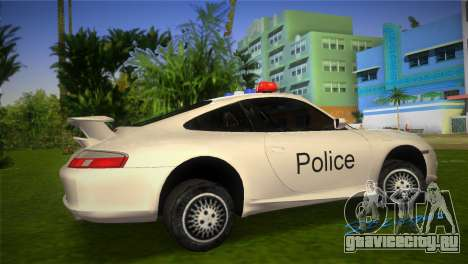 porsche 911 gt3 police gta vice city. Black Bedroom Furniture Sets. Home Design Ideas