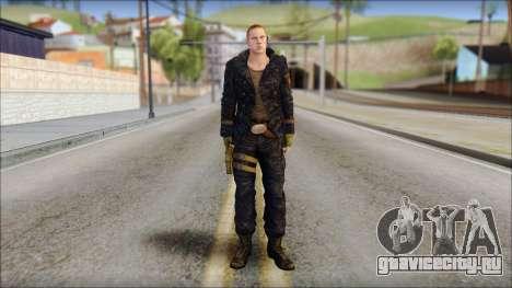 Jake Muller from Resident Evil 6 v1 для GTA San Andreas