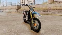Yamaha YZF-450 v1.4 для GTA 4