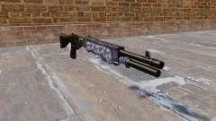 Ружьё Franchi SPAS-12 Blue tiger