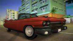 Cadillac Eldorado для GTA Vice City