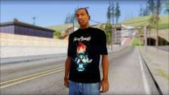 Papa Roach The Connection Fan T-Shirt для GTA San Andreas